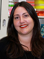 Photo of Carla Cugini, PHD.
