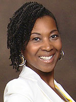 Photo of Sharese Porter, PHD, MPH,CHES.