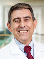 Photo of Nikolaos Pyrsopoulos, MD, PHD, MBA.