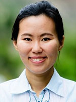 Photo of Naisi Zhao, MHS, DrPH Candidate.